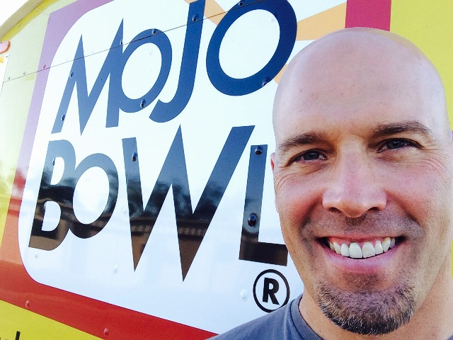 Scott Schraml's MOJO BOWL will have a permanent home at the Student Union, along with Qdoba Mexican Grill and other new food options. (Photo courtesy of Scott Schraml)