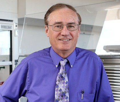 Dr. Michael Mobley oversees GCU's Center for Integrated Science, Engineering and Technology. (Photo by Darryl Webb)