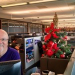 Peoria office Christmas