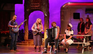 """""""As You Like It"""" in Ethington Theatre"""
