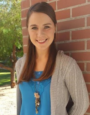 Kinsella graduated from GCU's College of Education with a dual degree in elementary education and special education.