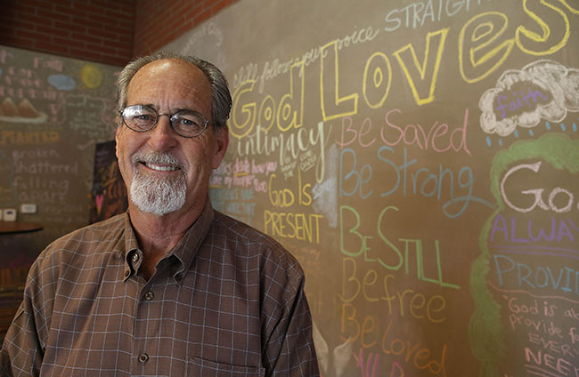 Dr. Mike Baird recently was named the 17th professor emeritus in GCU history.