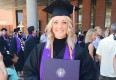 World-class swimmer finds another passion as GCU grad