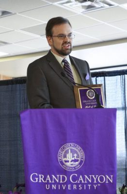Dr. Michael Berger, dean of the College of Doctoral Studies, said the DC Cohort was a