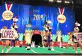 Cheer team finishes runner-up at nationals